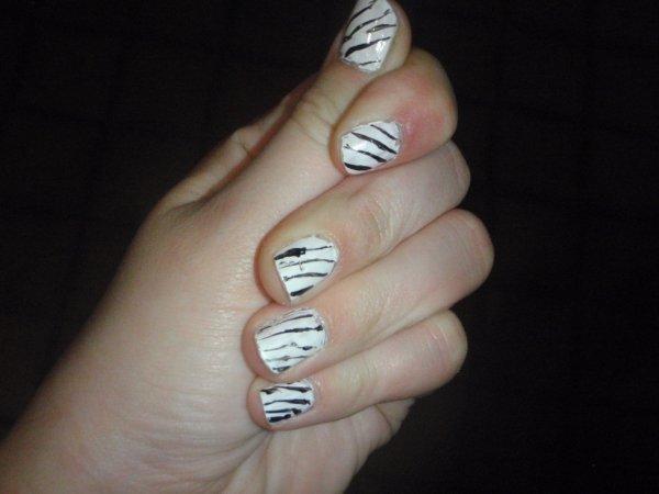 Nail art n°3