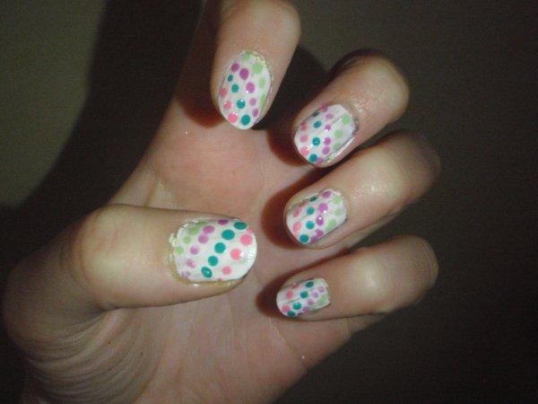 Nail art n°6