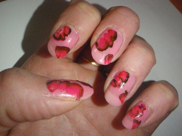 Nail art n°7