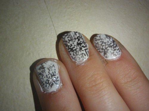 Nail art n°20 (flash code )