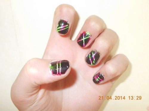 Nail art n°21