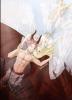 natsu en démon et lucy en ange