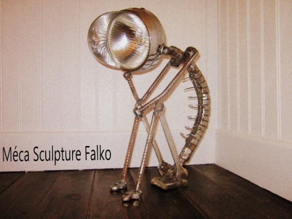 le penseur par Falko