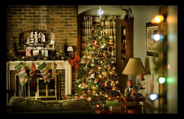 Joyeux Noël dans le monde de Twilight :)