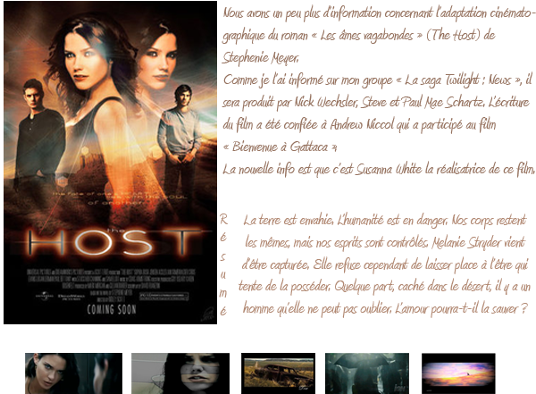 THe Host : adaptation cinématographique