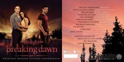 La bande originale de Breaking Dawn