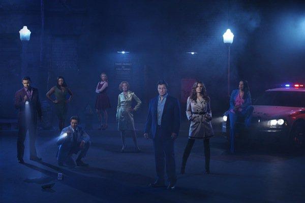 Castle saison 5 : La promo commence !!!