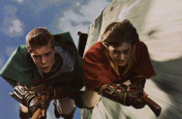 La coupe du monde du Quidditch