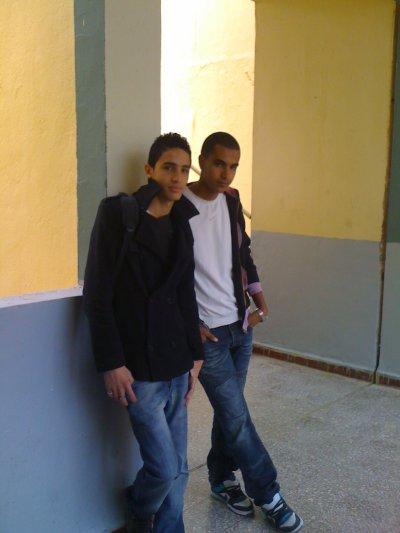 abdel ilah et moi