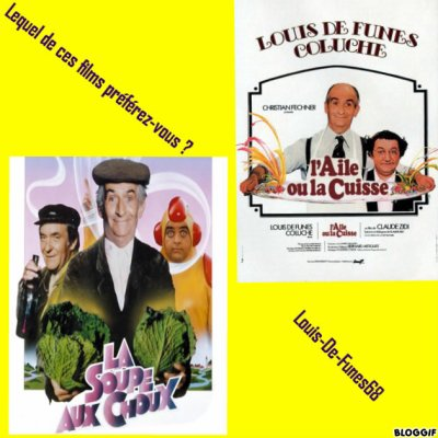 Lequel de ces deux films cultes préférez-vous ?