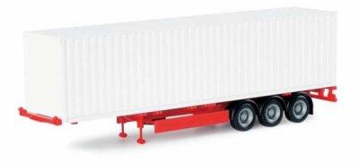 développement du transport containers