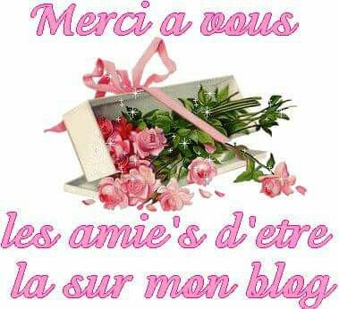 Malgré ma rare présence merci à ceux qui visitent toujours mon blog