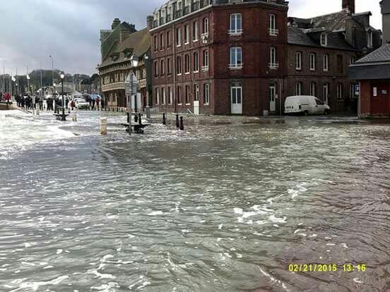 Mon chez moi lors des grandes marées