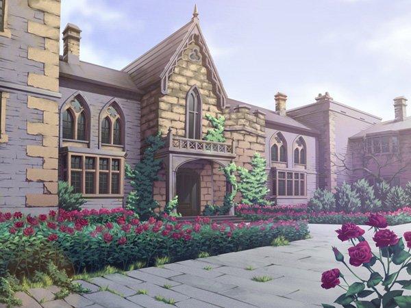 Aoi au pays des merveilles -Chapitre 2-