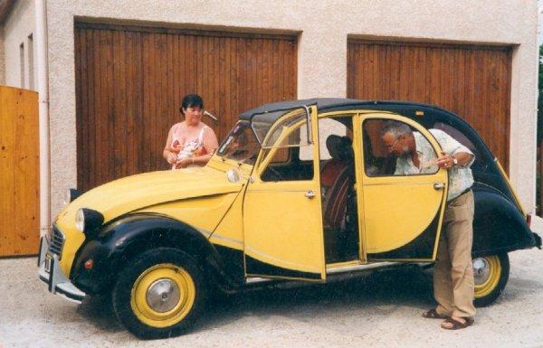 La 2 CV Citroën Charleston