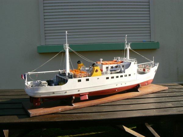 """Paquebot """" La Vendée """" navire à passagers  !"""