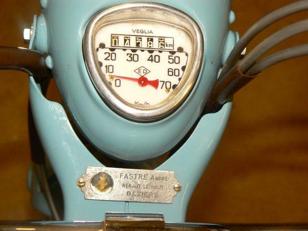 Mobylette AV 87 de 1959