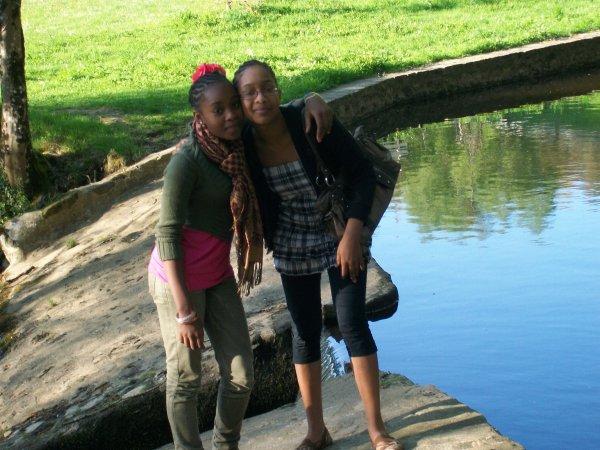 ME et ma sister