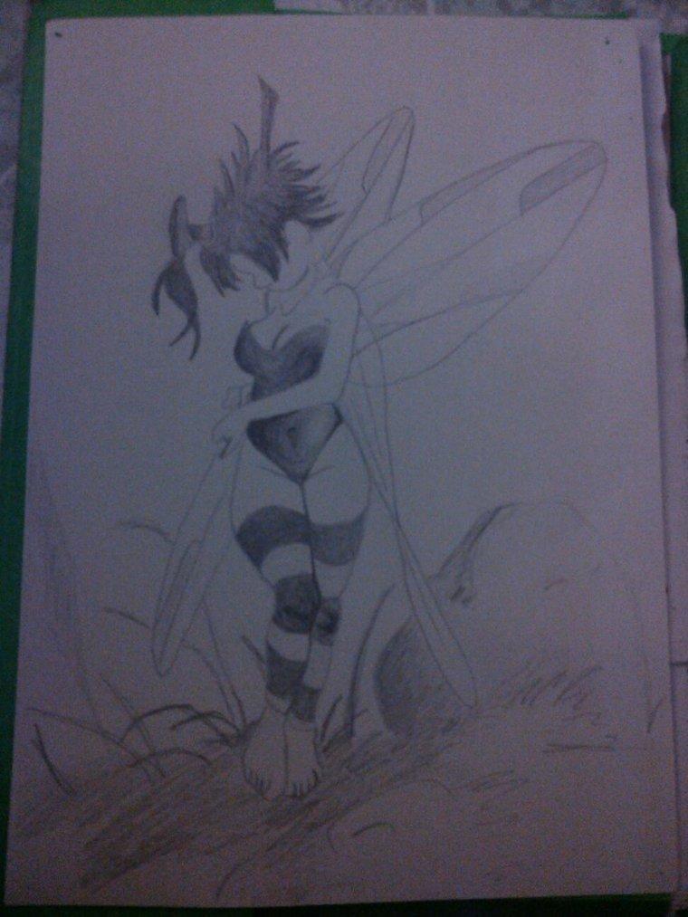 Je veux dessiner comme ça T.T