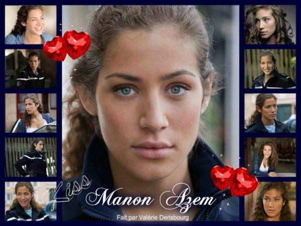 Manon Azem dans le rôle de Sara Casanova