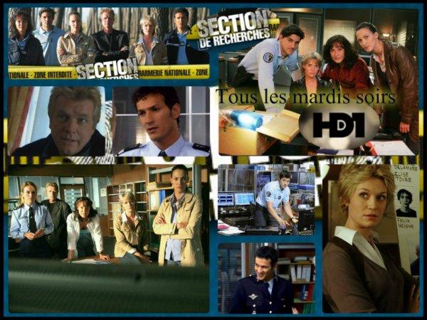 Diffusions HD1 Mardi 14 Octobre