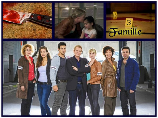 Fiction 2 Chapitre 8 : Famille