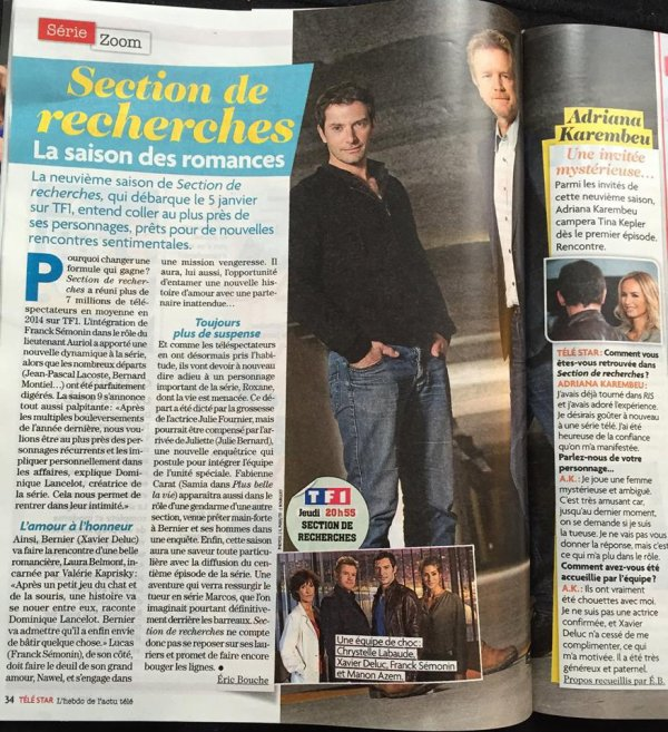 Article TéléStar