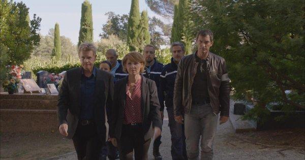 Saison 10 Episode 108 Corbeau blanc