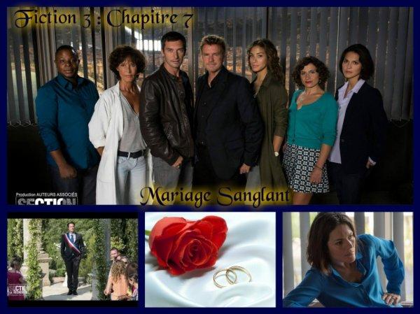 Fiction 3 Chapitre 7 Mariage Sanglant