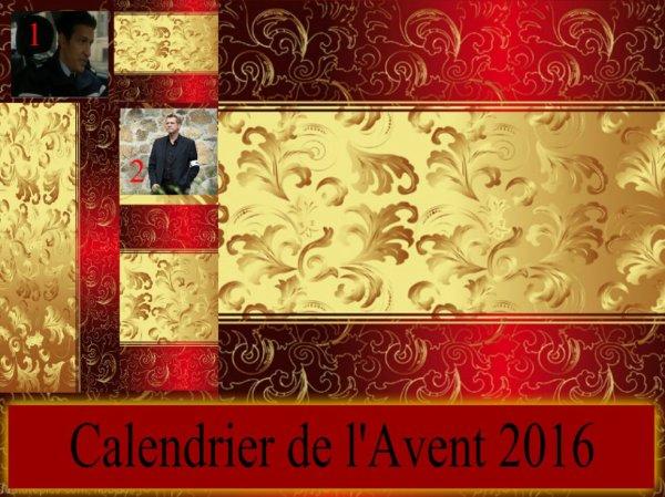 Calendrier de l'Avent 2/12/2016