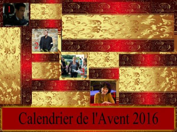 Calendrier de l'Avent 4/12/2016