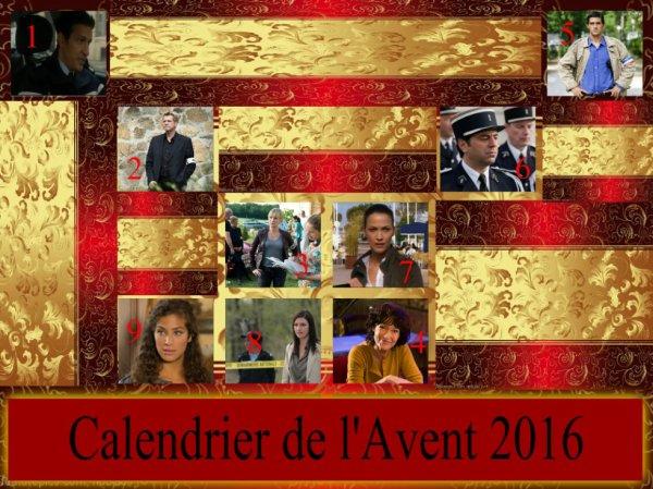 Calendrier de l'Avent 9/12/2016