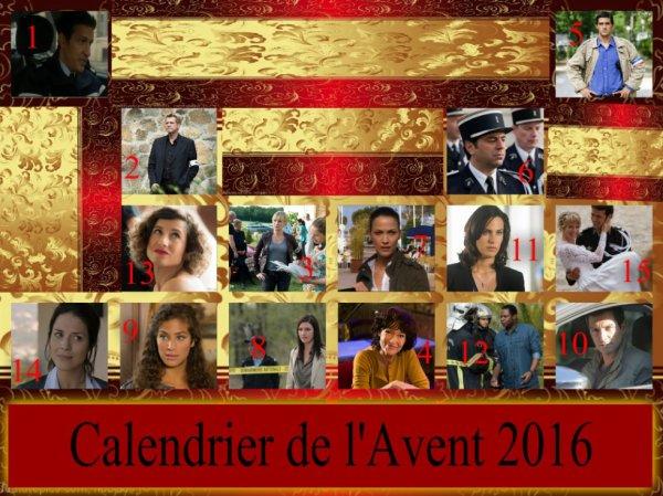 Calendrier de l'Avent 15/12/2016