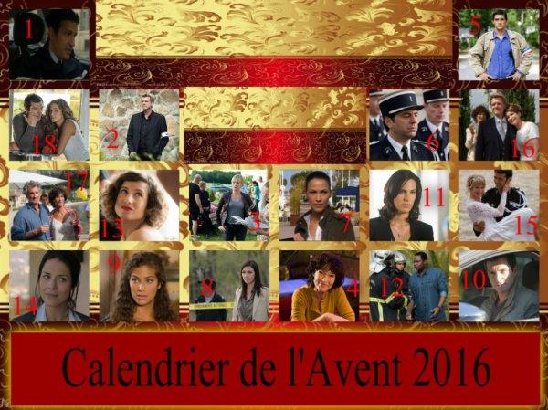 Calendrier de l'Avent 18/12/2016