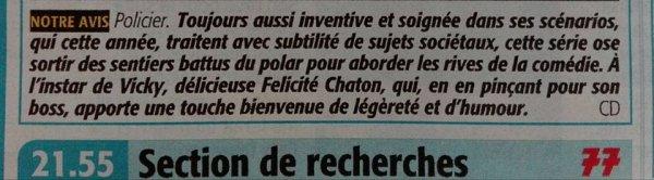Petit article sur Félicité Chaton