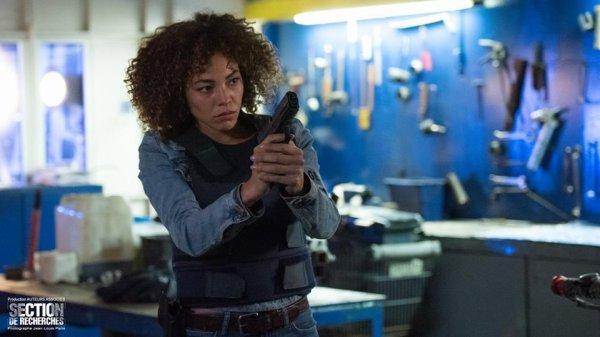Qui est Sophie Walle, le nouveau lieutenant ?