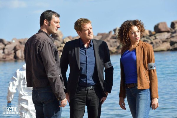 Saison 11 Episode 122 Mortels rivages