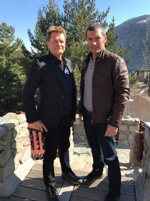 Interview du duo Xavier et Franck