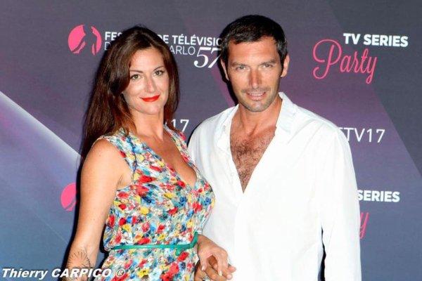 Franck Sémonin au Festival de Télévision de Monte Carlo suite