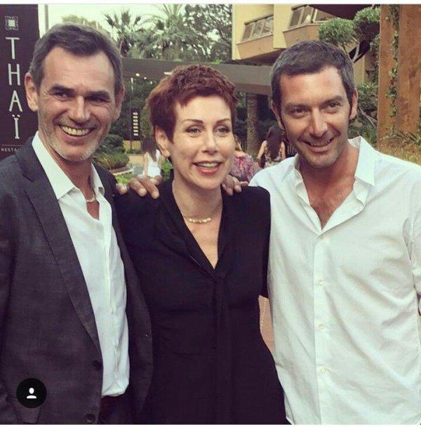 Les deux Patrick Nebout réunis ! Article TéléStar