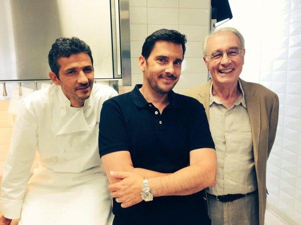 Kamel Belghazi tourne une Famille Formidable...