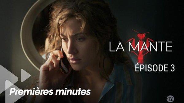 Manon Azem dans la Mante