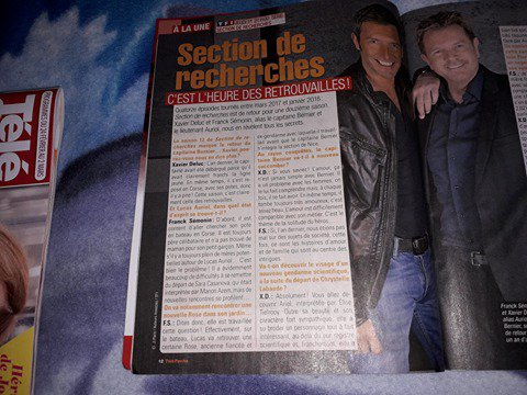 Article Télé Poche 2018