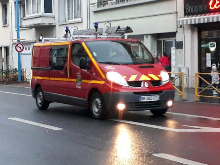 Pompier Charmes 88