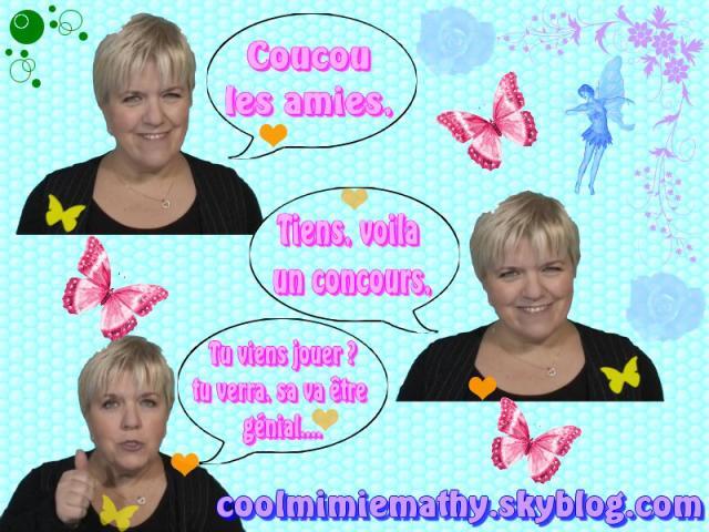 ~~> Mimie 674  JEU CONCOURS
