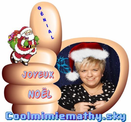 ~~> Mimie 678  Je vous souhaite un joyeux Noël