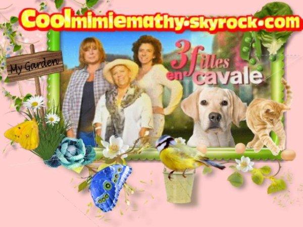Téléfilm unitaire   Trois filles en cavale.