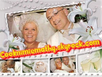 Article presse/interview          5ème anniversaire de mariage de Mimie Mathy