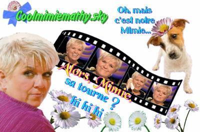 ~~> Mimie 721Voila de mes nouvelles...