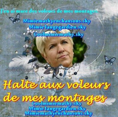 Coolmimiemathy   . :-#  Halte aux voleurs de mes montages   :-# .